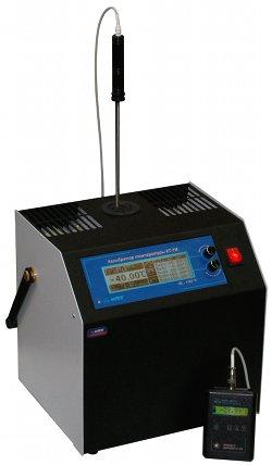 Калибраторы температуры КТ-1М